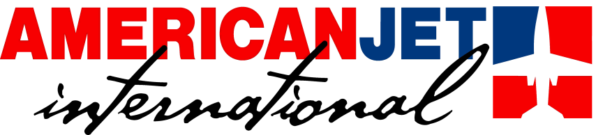 American Jet Logo